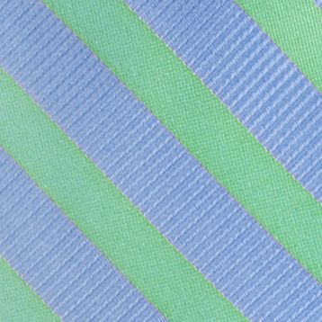 Nautica Mens: Green Sea Nautica Blue Sky Bengal Tie