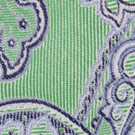 Men: Regular Sale: Lemon Grass Nautica Drifting Paisley Tie