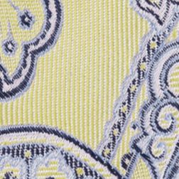 Men: Regular Sale: Yellow Nautica Drifting Paisley Tie