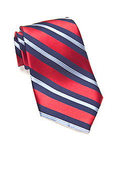 Nautica World Seas Stripe Tie