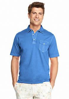 Tommy Bahama Short Sleeve Vacanza Polo Shirt