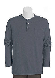 Tommy Bahama Long Sleeve Cohen Moulinex Henley Shirt