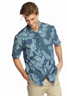Tommy Bahama St. Tropique Camp Woven Shirt