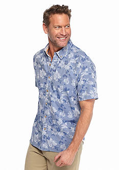 Tommy Bahama Short Sleeve Pepe Le Bloom Woven Shirt