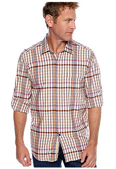 Tommy Bahama® Per Diem Plaid Shirt