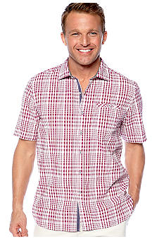 Tommy Bahama Paradise Heights Check Shirt