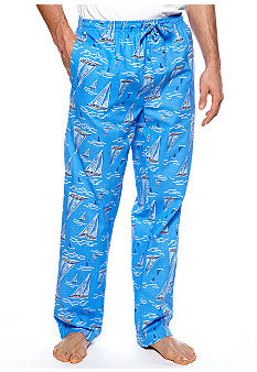 Saddlebred Sailboat Sleep Pant