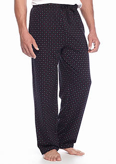 Saddlebred Printed Knit Loungepants
