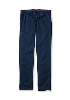 Tommy Bahama Big & Tall Flat-Front Island Chino Pants