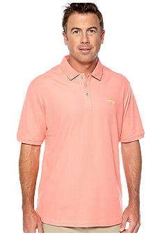 Tommy Bahama Big & Tall Emfielder Performance Knit Polo