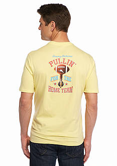 Tommy Bahama Big & Tall Pullin For The Home Team Graphic Tee