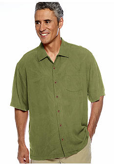 Tommy Bahama Big & Tall Bird It Through the Grapevine Camp Shirt
