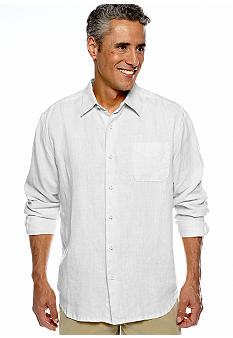 Tommy Bahama Big & Tall Beachy Breezer Woven Shirt