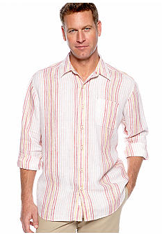Tommy Bahama Big & Tall Coconut Lanes Woven Shirt