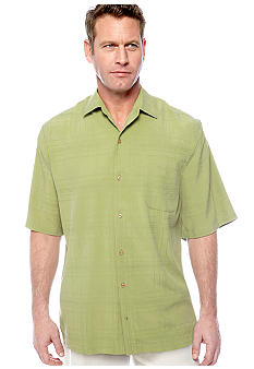 Tommy Bahama Big & Tall Skyscrapper Woven Shirt
