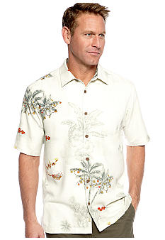 Tommy Bahama® Big & Tall Dashing Through the Palms Shirt
