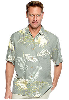 Tommy Bahama Big & Tall Fronds With Benefits Camp Shirt