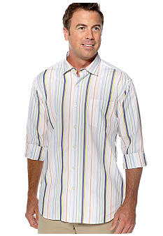 Tommy Bahama Big & Tall Stripe De Mar Shirt