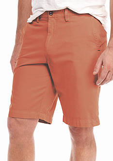 Tommy Bahama Big & Tall Island Chino Flat Front Shorts
