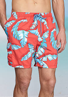 Tommy Bahama Big & Tall Naples South of Fronds Swim Trunks