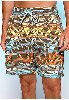 Tommy Bahama Big & Tall Fern Baby Fern Swim Trunk