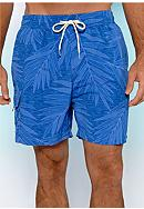 Tommy Bahama® Big & Tall Leaf Overboard Trunks