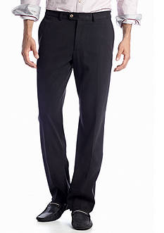 Tommy Bahama Standard-Fit Coastal Twill Flat Front Pants