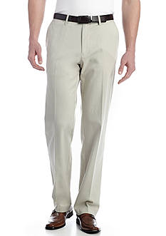 Tommy Bahama Bryant Standard-Fit Flat-Front Pants