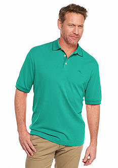 Tommy Bahama Short Sleeve Pebble Shore Polo Shirt