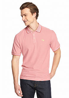 Tommy Bahama Emfielder Stripe Polo Shirt