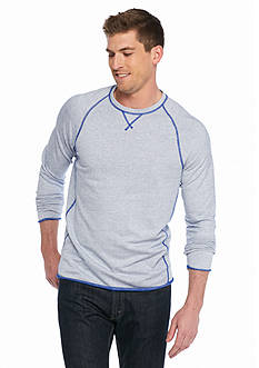 Tommy Bahama Long Sleeve Seaspray Crewneck Shirt
