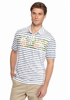 Tommy Bahama Breton Blooms Spectator Polo Shirt