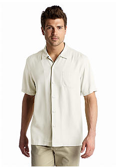 Tommy Bahama Short Sleeve Island Modern Fit Hamilton Camp