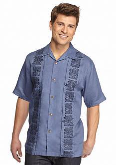Tommy Bahama Short Sleeve Fiji Tides Woven Shirt