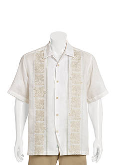 Tommy Bahama Short Sleeve Fiji Tides Woven Shirt