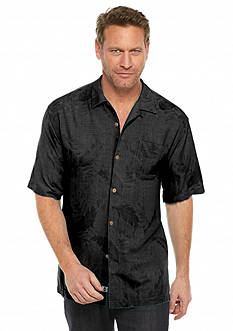 Tommy Bahama Short Sleeve Rio Fronds Woven Shirt