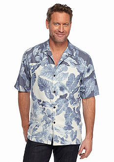 Tommy Bahama Short Sleeve Photobloomed Woven Shirt