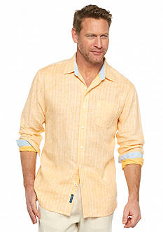 Tommy Bahama Long Sleeve Boardwalk Breezer Woven Shirt