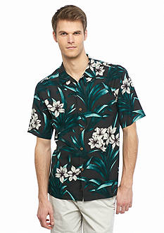 Tommy Bahama Lily Soleil Short Sleeve Woven Shirt