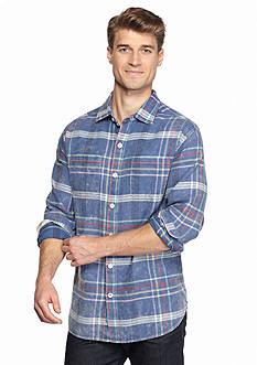 Tommy Bahama Sun & Sea Flannel Shirt
