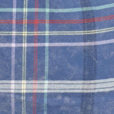 Tommy Bahama® Mens: Dockside Blue Tommy Bahama Sun & Sea Flannel Shirt