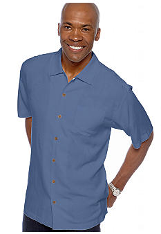 Tommy Bahama Bird It Through the Grapevine Camp Shirt