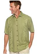 Tommy Bahama® Amazon Jacquard Shirt