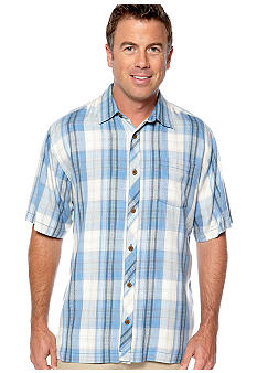 Tommy Bahama New Seaside Plaid Shirt
