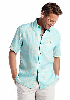 Tommy Bahama® Pineapple Point Linen Shirt