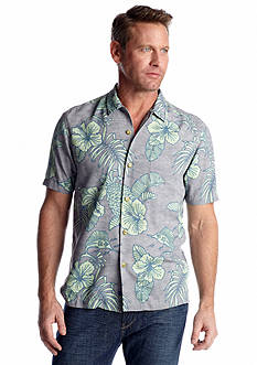 Tommy Bahama® Short Sleeve Bob Marlin Woven Shirt