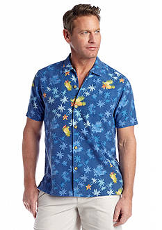 Tommy Bahama® Pineapple Sky Woven Shirt