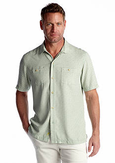 Tommy Bahama® King of Gingham Short Sleeve Woven Shirt