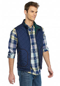 Tommy Bahama Double Vested Reversible Vest