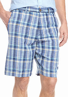 Tommy Bahama Port Madras Plaid Shorts